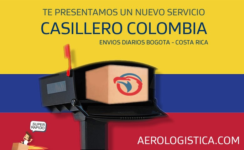 Casillero Colombia
