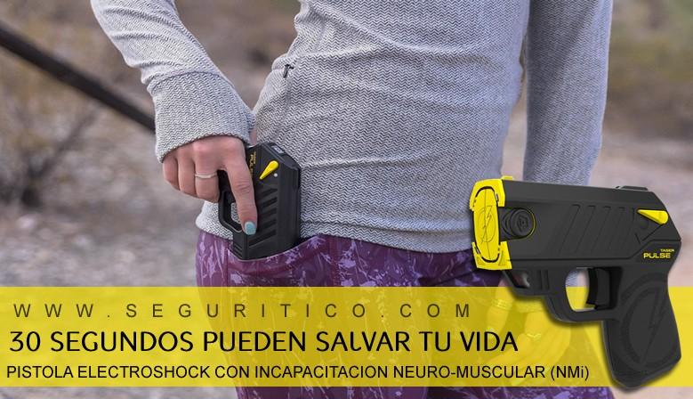Pistola Taser Pulse